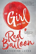 Book cover of BALLOONMAKERS 01 GIRL WITH THE RED BALLO
