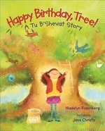 Book cover of HAPPY BIRTHDAY TREE - A TU B'SHEVAT STOR