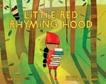 Book cover of LITTLE RED RHYMING HOOD