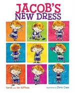Book cover of JACOB'S NEW DRESS