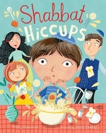 Book cover of SHABBAT HICCUPS