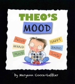 Book cover of THEO'S MOOD A BOOK OF FEELINGS