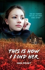 Book cover of THIS IS HOW I FIND HER