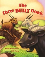 Book cover of 3 BULLY GOATS