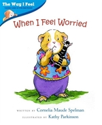 Book cover of WHEN I FEEL WORRIED