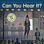 Book cover of CAN YOU HEAR IT
