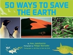 Book cover of 50 WAYS TO SAVE THE EARTH