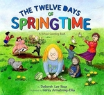 Book cover of 12 DAYS OF SPRINGTIME