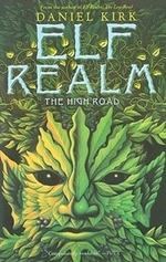 Book cover of ELF REALM THE HIGH ROAD