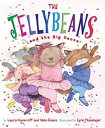 Book cover of JELLYBEANS & THE BIG DANCE