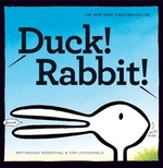 Book cover of DUCK RABBIT