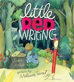 Book cover of LITTLE RED WRITING