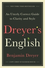 Book cover of DREYER'S ENG - AN UTTERLY CORRECT GUIDE