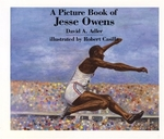 Book cover of PICTURE BOOK OF JESSE OWENS