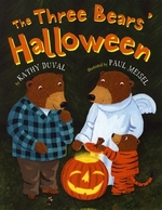 Book cover of 3 BEAR'S HALLOWEEN