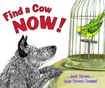 Book cover of FIND A COW NOW