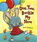 Book cover of 1 2 BUCKLE MY SHOE