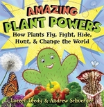 Book cover of AMAZING PLANT POWERS