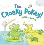 Book cover of CROAKY POKEY