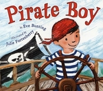 Book cover of PIRATE BOY