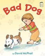 Book cover of BAD DOG