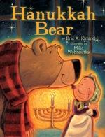 Book cover of HANUKKAH BEAR
