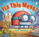 Book cover of FIX THIS MESS