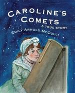 Book cover of CAROLINE'S COMETS