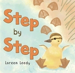 Book cover of STEP BY STEP