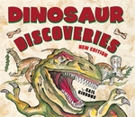 Book cover of DINOSAUR DISCOVERIES