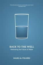 Book cover of BACK TO THE WELL-RETHINKING THE FUTURE