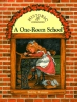Book cover of ONE-ROOM SCHOOL