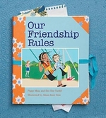 Book cover of OUR FRIENDSHIP RULES