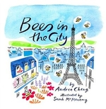 Book cover of BEES IN THE CITY