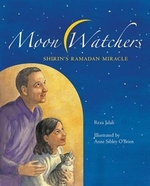 Book cover of MOON WATCHERS