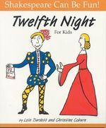 Book cover of 12TH NIGHT FOR KIDS