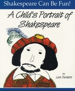 Book cover of CHILD'S PORTRAIT OF SHAKESPEARE