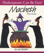 Book cover of MACBETH FOR KIDS
