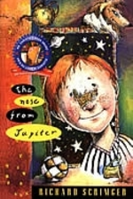 Book cover of NOSE FROM JUPITER