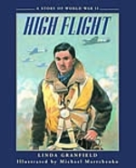 Book cover of HIGH FLIGHT