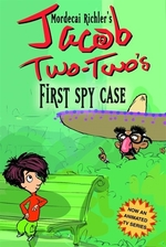 Book cover of JACOB TWO-TWO'S 1ST SPY CASE