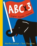 Book cover of ABC X 3