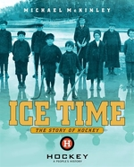 Book cover of ICE TIME