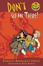 Book cover of DON'T GO IN THERE