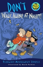 Book cover of DON'T WALK ALONE AT NIGHT