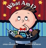 Book cover of WHAT AM I