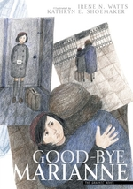 Book cover of GOODBYE MARIANNE GN