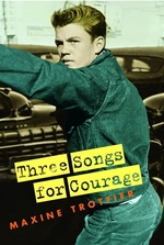Book cover of 3 SONGS FOR COURAGE