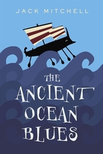 Book cover of ANCIENT OCEAN BLUES