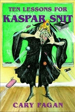 Book cover of 10 LESSONS FOR KASPAR SNIT